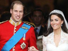 Тайный знак, спрятанный в свадебном платье Кейт Миддлтон, смогли разглядеть далеко не все