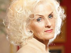 Успешная 70-летняя украинская модель утверждает, что быть прекрасной можно в любом возрасте