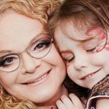 Макс Фадеев предложил подписчикам оценить талант внучки Ларисы Долиной на домашнем видео